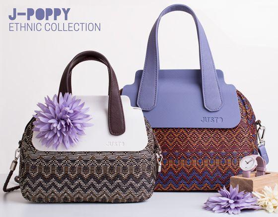 J-POPPY ETHNIC COLLECTION www.justo-store.com