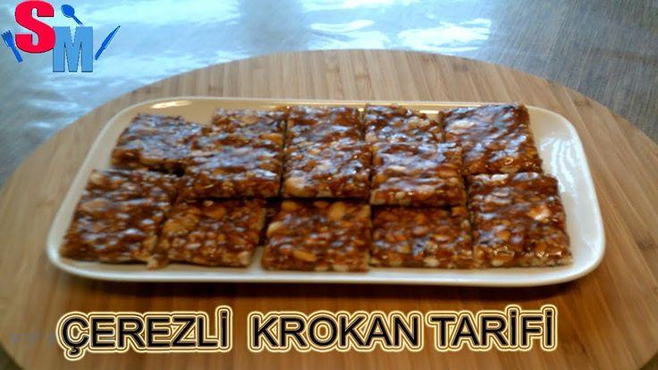 Çerezli Krokan Tarifi Nasıl yapılır Sibelin mutfağı ile yemek tarifleri