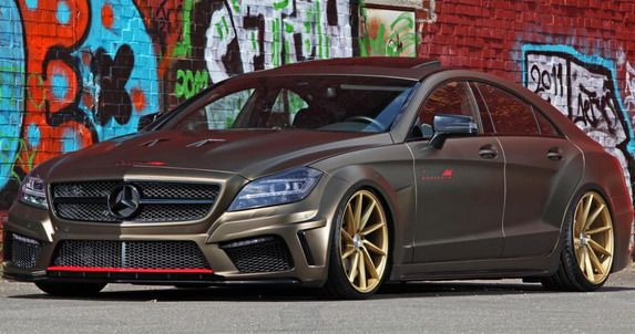 Fostla Mercedes CLS 350 CDI