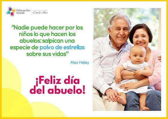 #Abuelos #DíaDelAbuelo #FelizDíaDelAbuelo