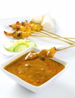 Soy Free Gluten Free Malaysian Chicken Satay | Gluten Free Recipes | Gluten Free Recipe Box
