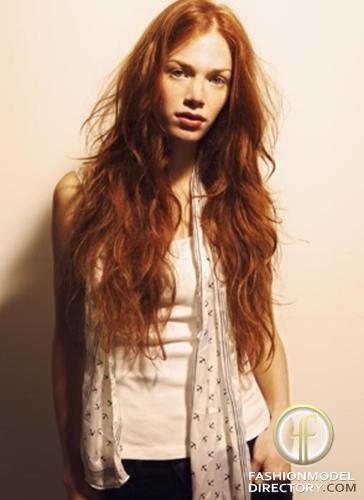 Hungarian redhead anne
