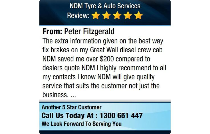 The extra information given on the best way fix brakes on my Great Wall diesel crew cab...