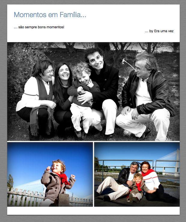 Family shoot as the grandparents day contest prise. Read more: http://eraumavez-osonhoperfeito.blogspot.pt/2013/12/os-meus-avos-e-nos.html