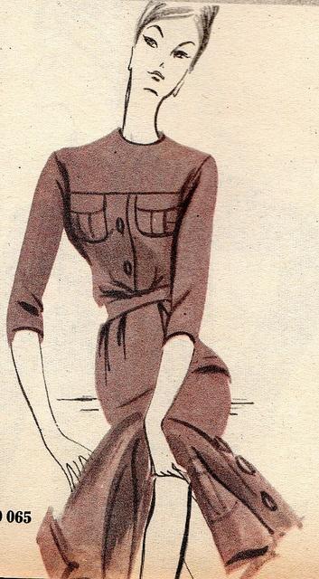 1960 L'écho de la Mode