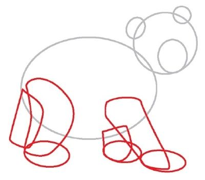 bear easy draw: Drawing Painting, Kid Ideas, Illustration Inspiration, Bear Easy, Easy Drawings