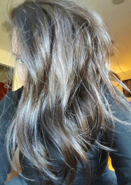 John Frieda precision color foam hair color in cool hazelnut brown-5PBN