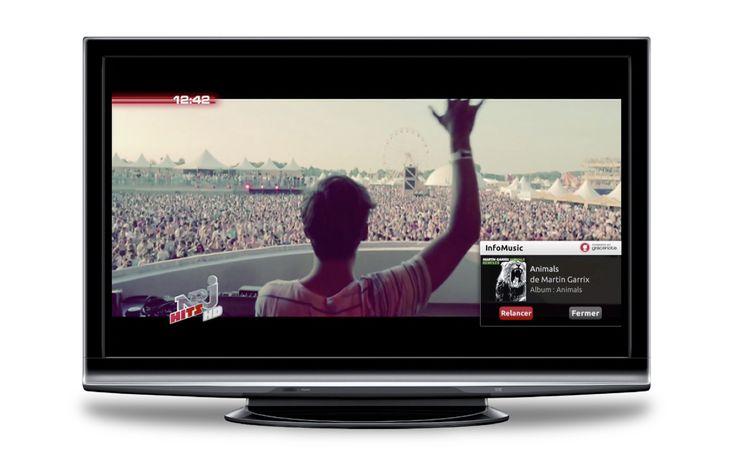 Music ID sur la Freebox Revolution