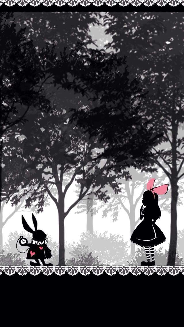 ALICE IN WONDERLAND I just love this <3