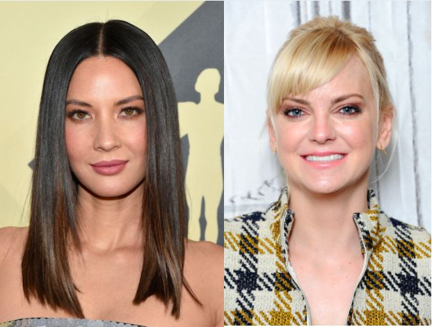 Olivia Munn Texts Anna Faris To Let Her Know She's Not Dating Chris Pratt | HuffPost