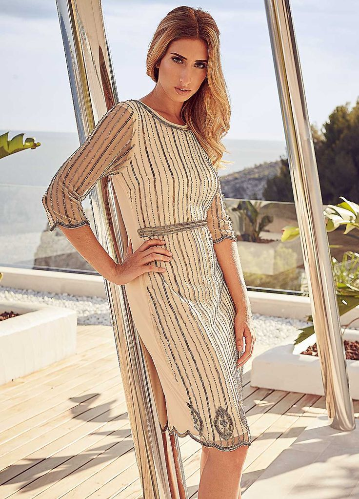 Oli Stacey Solomon Sequin Dress