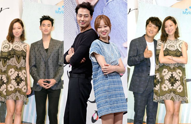 Gong Hyo Jin Talks Differences in Working with Jo In Sung, Kim Soo Hyun, and Cha Tae Hyun