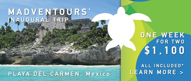 One-week of Sustainable Adventure Travel in the Mayan Riviera for so cheap - AWESOME!