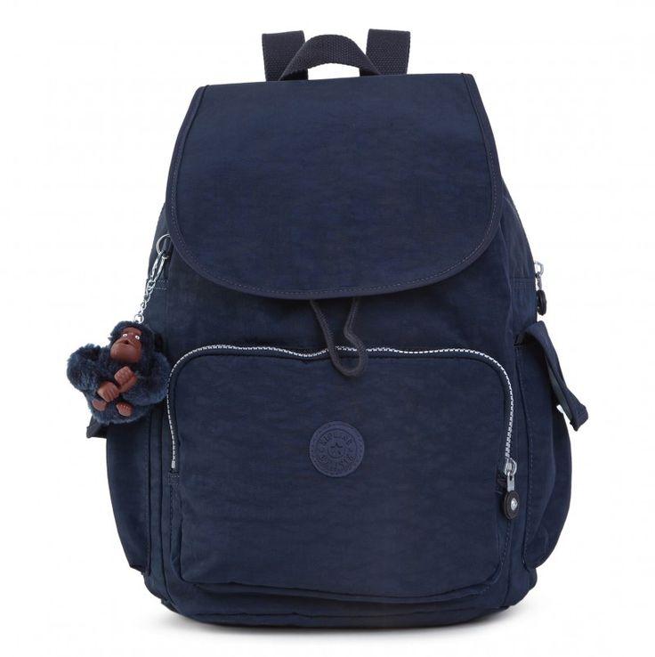 Kipling Ravier Backpack - True Blue - Kipling