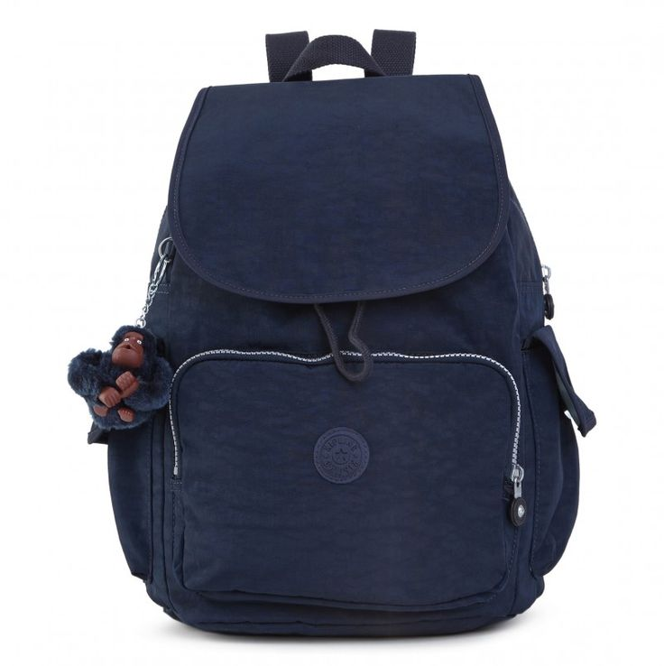 Kipling Ravier Backpack - True Blue - Kipling