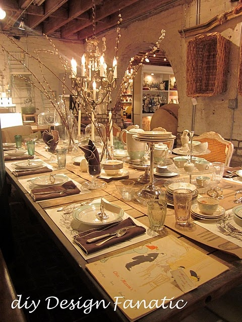 Dinner Party Gift Ideas Part - 39: Simple Elegance Dinner Party Idea