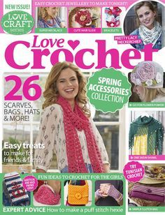 Love Crochet №3 2016 revisar
