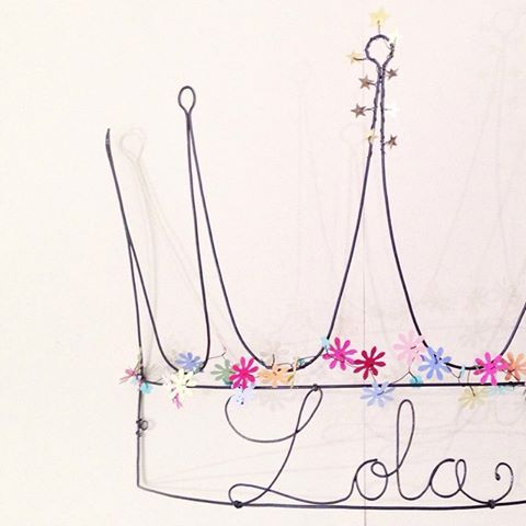 """A crown for a princess. ✨✨✨ #surlefilnombres @[48028864644:274:THANKS MUM]"""