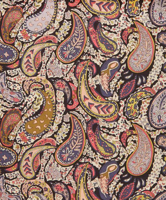 Liberty Art Fabrics Eastern Voyage C Tana Lawn Cotton