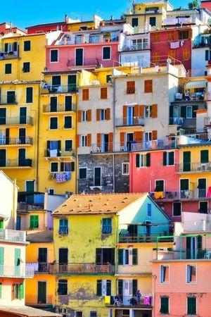 Must-visit this summer: top 44 cele mai colorate oraşe din lume
