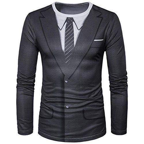 Anzug T Shirt