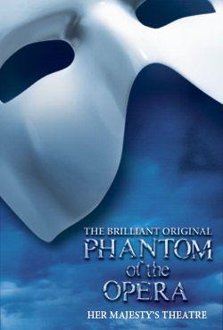 Phantom Of The Opera, London 2014