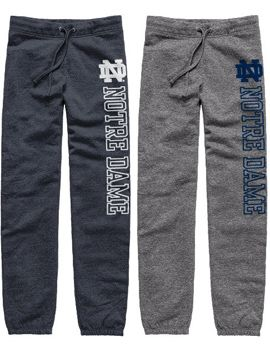 Notre Dame comfy sweatpants by League