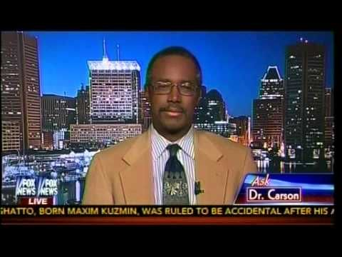BEN CARSON FOR PRESIDENT!!!!!!! Dr Carson Talks About Backlash He Faced After Prayer Breakfast - On Hannity - YouTube