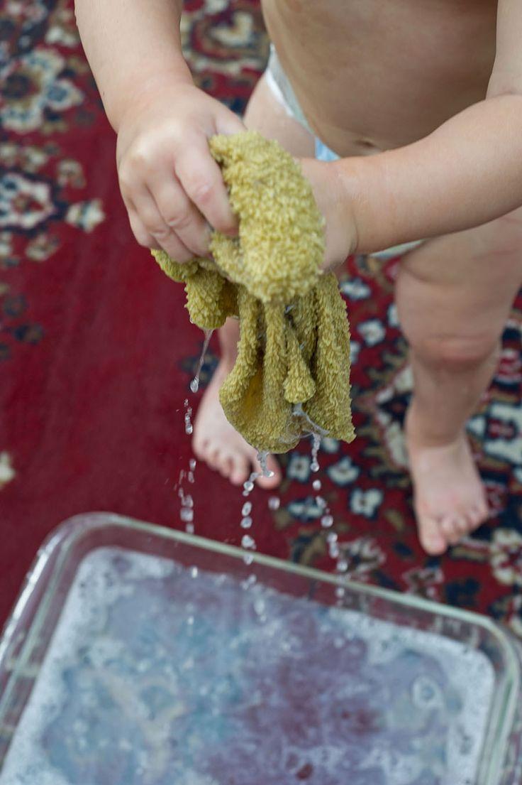 DIY Deep Cleaning Wool Area Rugs