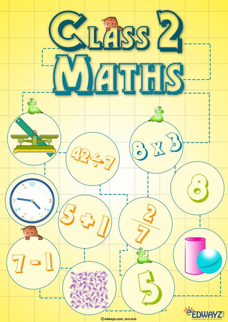 Edwayz class 2 math math mental math subtraction