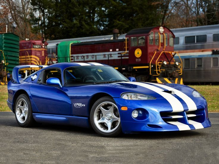 1997 Hennessey Venom 600 GTS supecar dodge viper muscle g