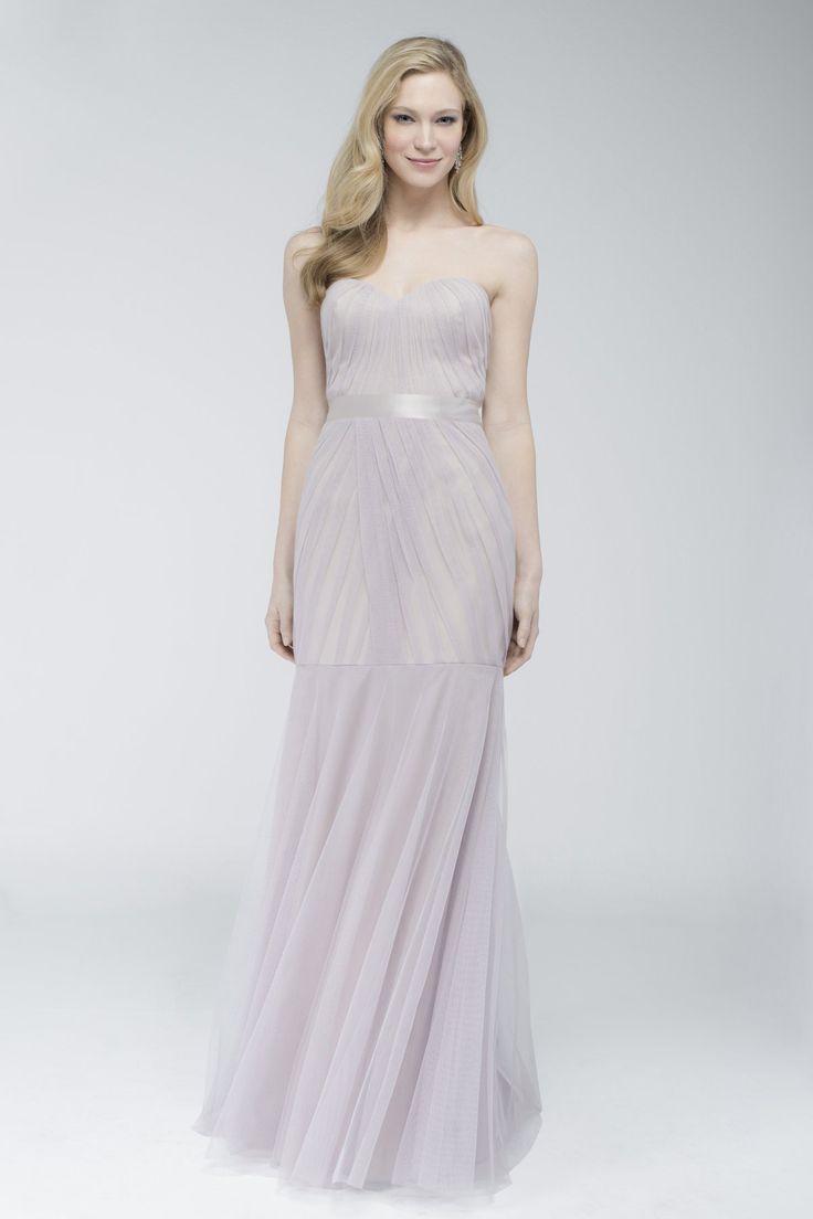 Mint green strapless bridesmaid dresses naf dresses - Bridesmaid As Bridal Gown Wtoo Bridesmaid Dress