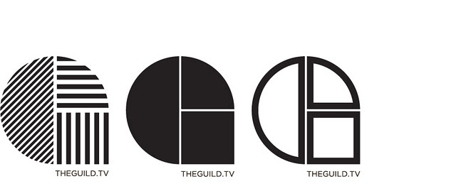 simple, bold logo