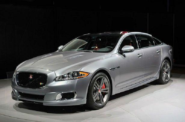 2016 Jaguar XJl Car