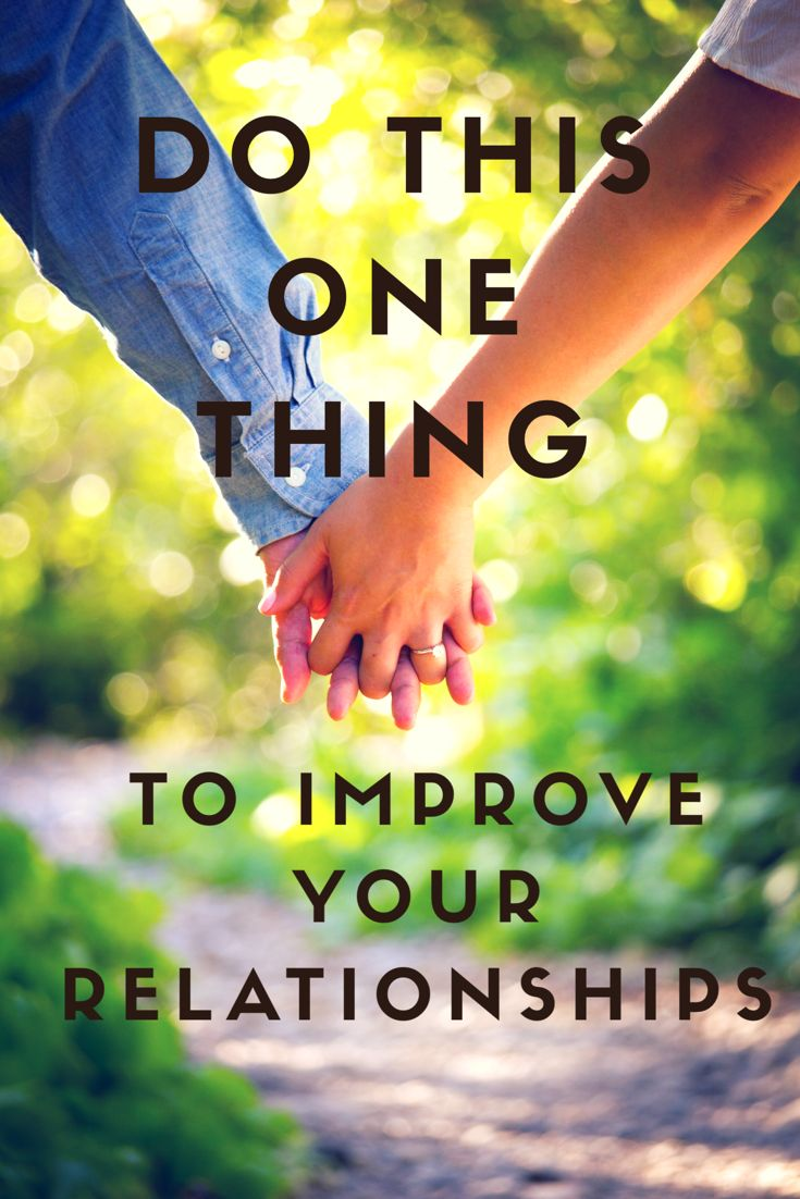 Discover how reading this ONE book can immediately improve relationships!