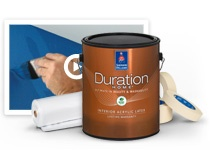 Duration home interior paint price