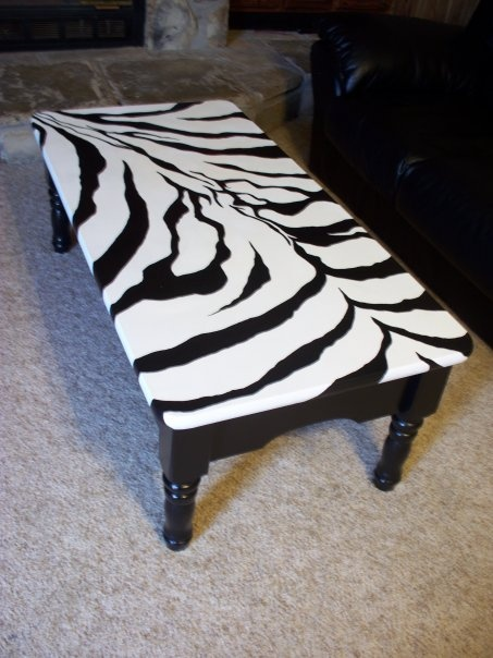15 Best Images About End Tables On Pinterest Zebra Print Milk Paint And Old End Tables