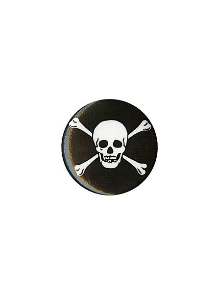 Skull & Crossbones Pin | Hot Topic