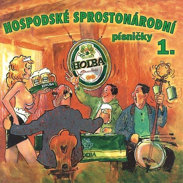iTunes Cover Studio.cz: Hospodské sprostonárodní písničky