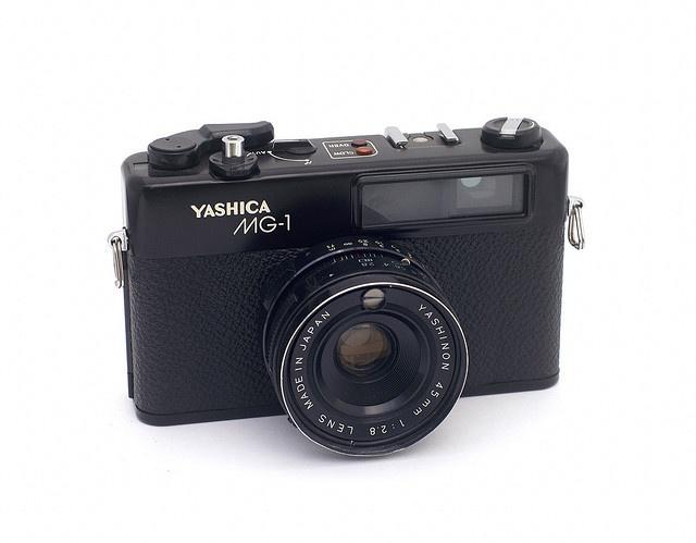 Yashica MG-1info