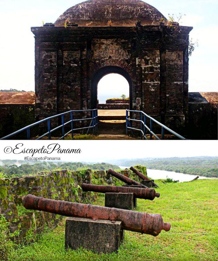 Fuerte San Lorenzo en la Provincia de Colón #Panama - @HIMGPanama