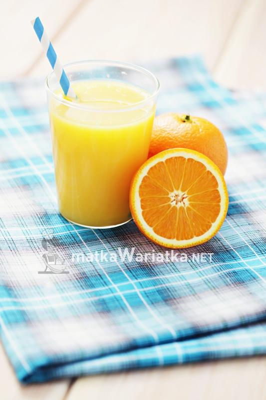 fresh orange juice :)