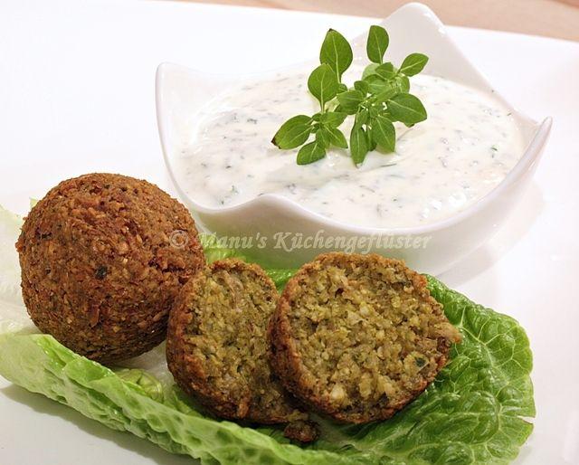 Manus Küchengeflüster: Falafel No. 2