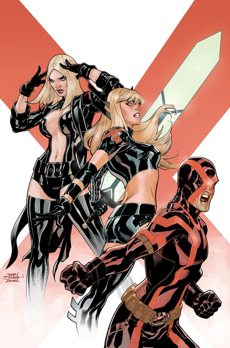 Uncanny X-Men 21 Variant Cover by TerryDodson.deviantart.com on @deviantART