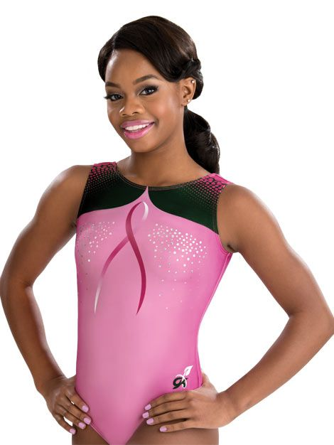 Think Pink Sublimated Tank Leo from GK Elite