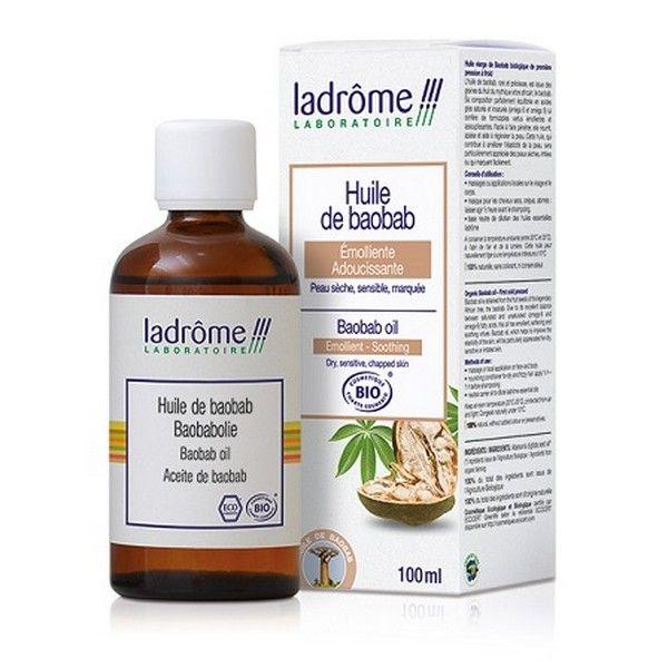 Huile Végétale de Baobab (peau sèche, sensible, marquée)