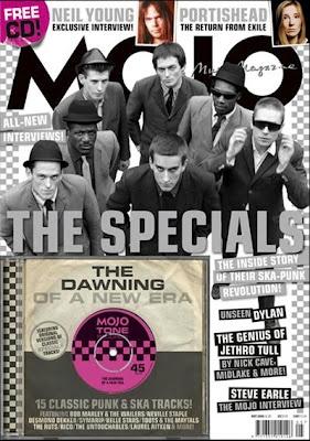 mojo magazine: the specials