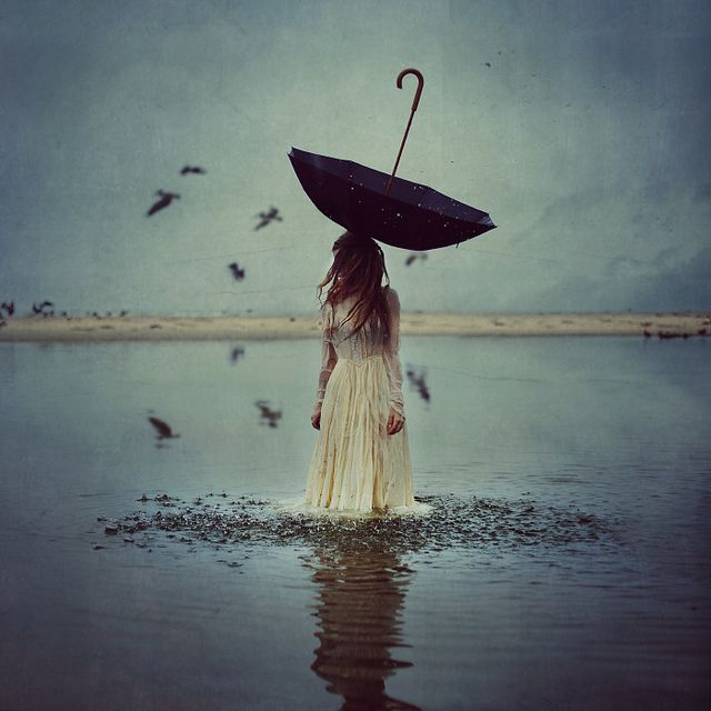 Self Portrait by #BrookeShaden