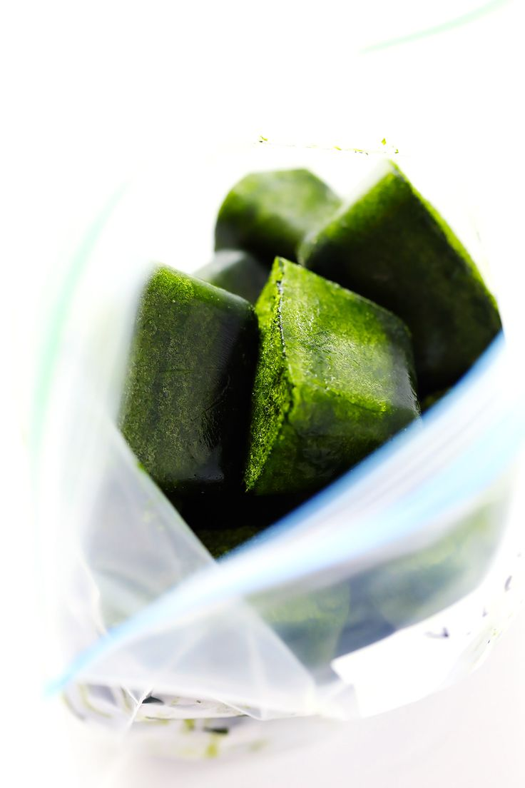 Learn how to makeFrozen Spinach Cubes that are perfect for green smoothies with this quick and easy recipe. They're so simple, and they're the perfect way to use up leftover greens! A few weeks ago, I shareda quick vid on my Instagram storyaboutblending up a bunch ofleftover spinach into ice cubes for a week ahead …