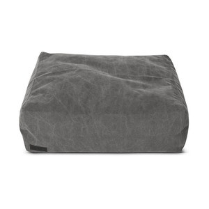 BeanBag Pouf Square Black, 88€, now featured on Fab.